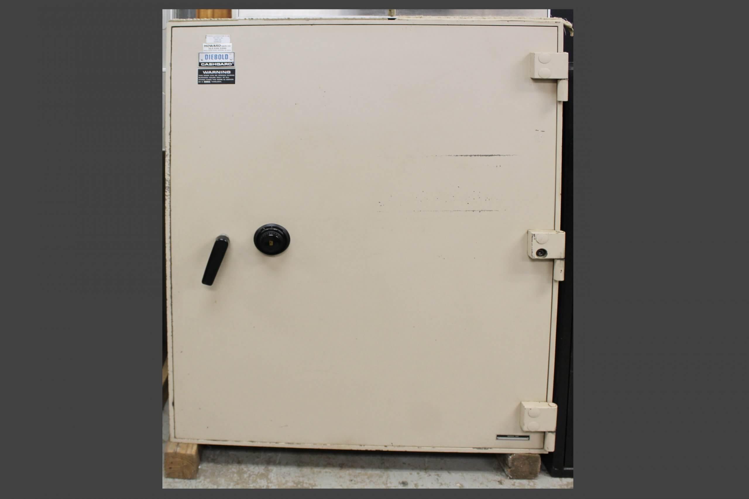 Diebold CashGard TL-15 Safe